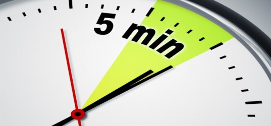 Timing for response to online leads in real estate